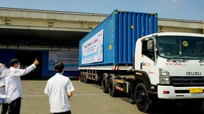Kemenperin Sukses Merelokasi Produksi Mesin Cuci dari China, Kini Ekspor ke Jepang