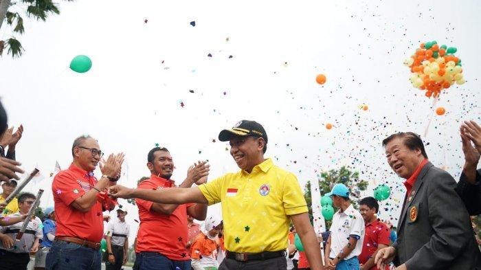 Menpora Apresiasi Pondok Indah International Junior Golf Championship 2019 Sebagai Pembinaan Atlet