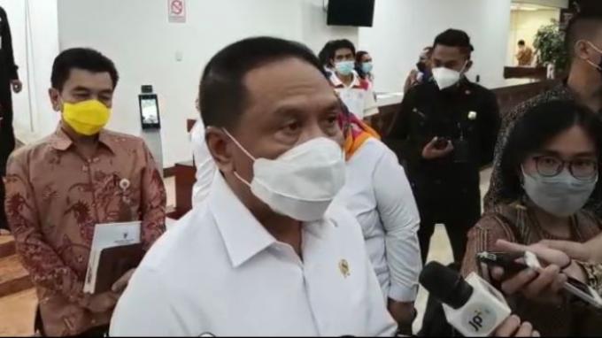 Zainudin Amali Dorong Mahasiswa Terlibat Dalam Penanganan Pandemi Covid-19