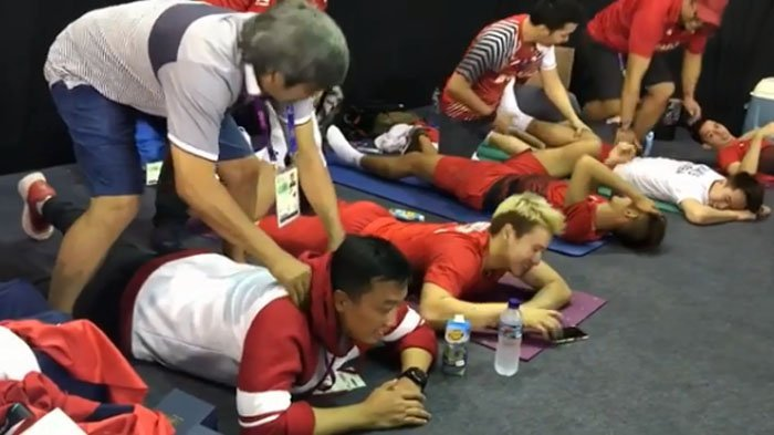 Turnamen Belum Jelas, Herry IP Hanya Beri Program Latihan 50 Persen