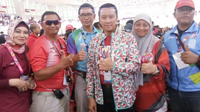 Pelatih Kepala Tim Para Cycling Indonesia Optimistis Medali Emas akan Lahir di Velodrome Rawamangun