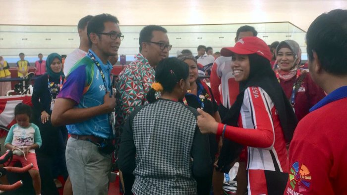 Menpora: Bonus Atlet Peraih Medali Asian Para Games 2018 Diberikan Sebelum Upacara Penutupan
