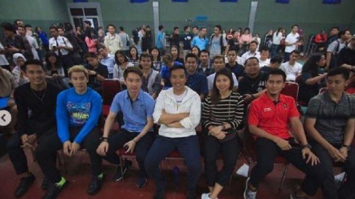 Bonus Dari Pemerintah Sudah Cair, Ini Ekspresi Bahagia Atlet-Atlet Bulutangkis Indonesia