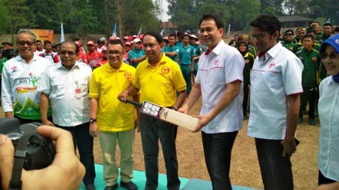 Menpora Tak Ragukan Aziz Syamsuddin Soal Perkembangan Cricket di Indonesia