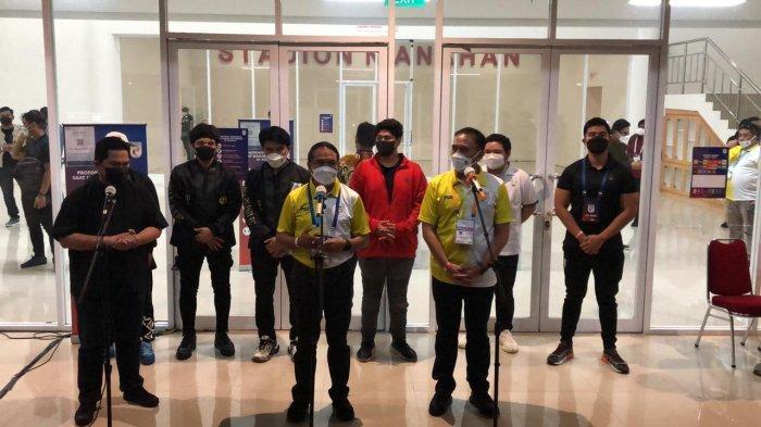 Liga 2 2021 Kembali Bergulir, Erick Thohir Apresiasi PSSI dan Menpora