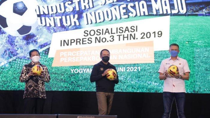 Sosialisasi Inpres No 3/2019, PSSI: Pemain yang Saat Ini SMP Bakal Isi Timnas di Olimpiade 2032