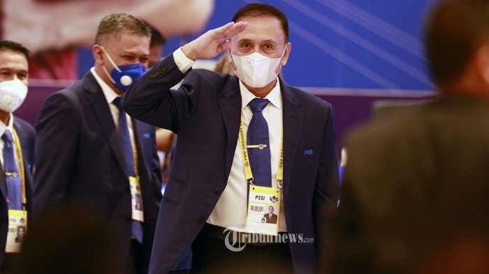 Buka Kongres PSSI, Menpora Amali Ingin PSSI jaga Kepercayaan Publik Terhadap Sepakbola Indonesia