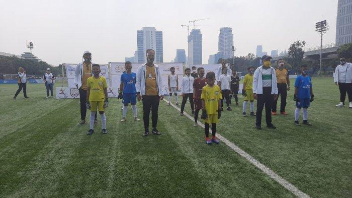 Menpora: Perhatian Pendirinya Asiana Soccer School Sangat Luar Biasa
