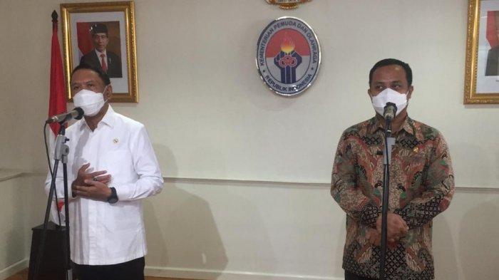 Sulawesi Selatan Jadi Salah Satu Sentra Pembinaan Atlet, Tunggu Perpres kata Zainudin Amali