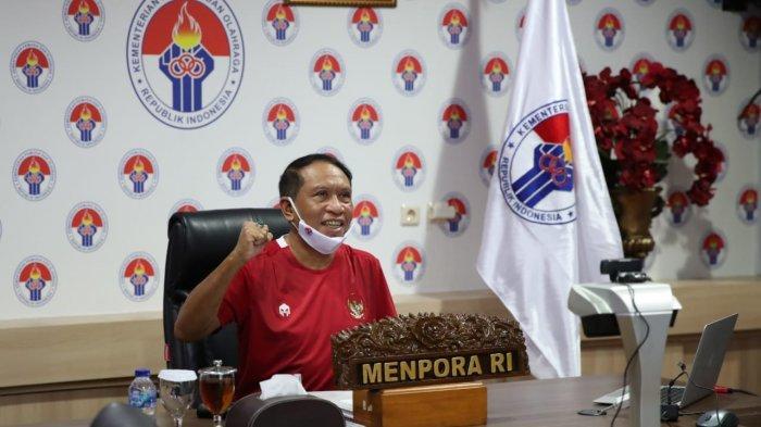 Presiden Jokowi Tunjuk Menpora Jadi Ketua Panitia Piala Dunia U-20 2021