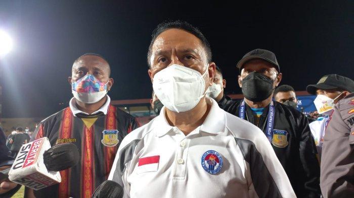 Papua Kalahkan Aceh 2-0 di Final, Menpora Dorong Talenta Sepakbola PON Masuk Timnas Indonesia