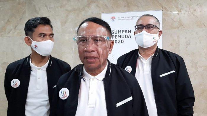 Hari Sumpah Pemuda, Menpora Ajak Pemuda Indonesia Bersatu dan Bangkit Lawan Pandemi Covid-19