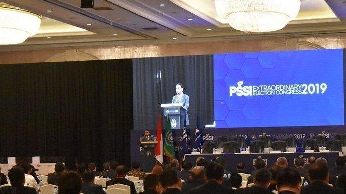 Hal-Hal yang Dinilai Janggal di Kongres PSSI, Fary Pertanyakan Dua Poin