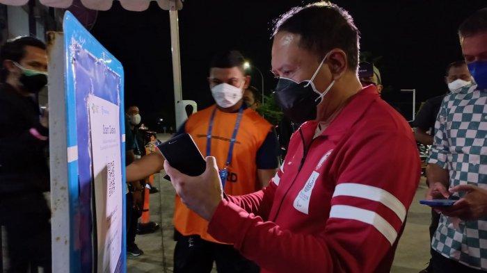 Menpora Akui Puas Dengan Penerapan Protokol Kesehatan Ketat di Laga Bali United vs Persib Bandung