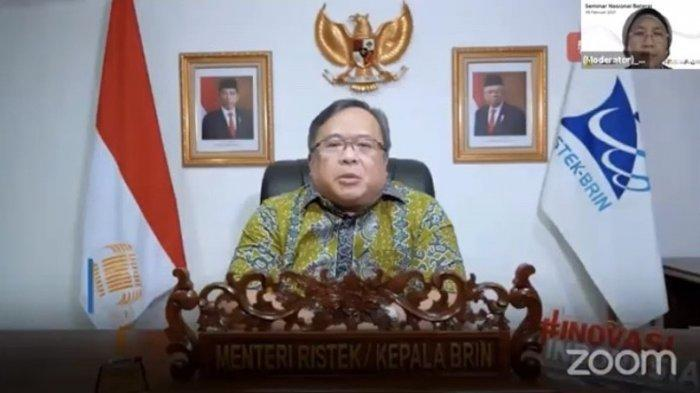Menristek: Indonesia Sudah Harus Kurangi Ketergantungan Bahan Bakar Fosil