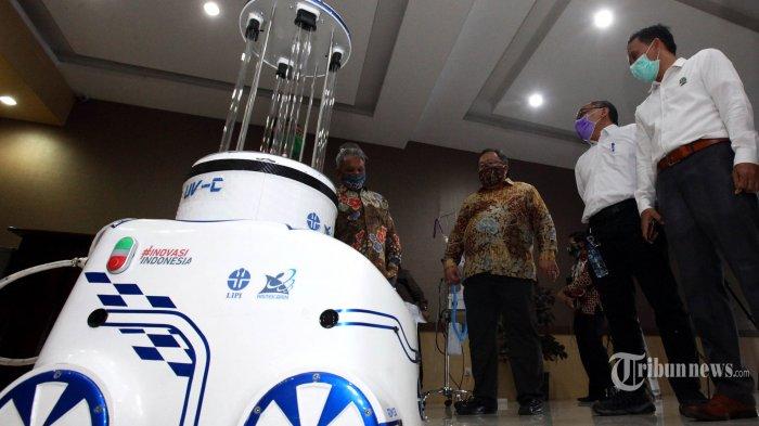 Pemerintah Kembangkan Teknologi Artificial Intelligence untuk Tangani Covid-19