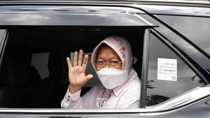 Hasil Sigi Sebut Tingkat Kepuasan Kinerja Menteri Capai  65 Persen, Begini Tanggapan Risma