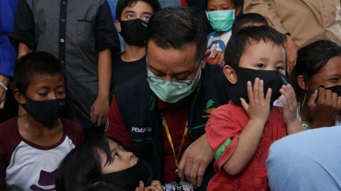 One Day for Children, Mensos Sapa 8 Ribu Anak Indonesia Secara Virtual