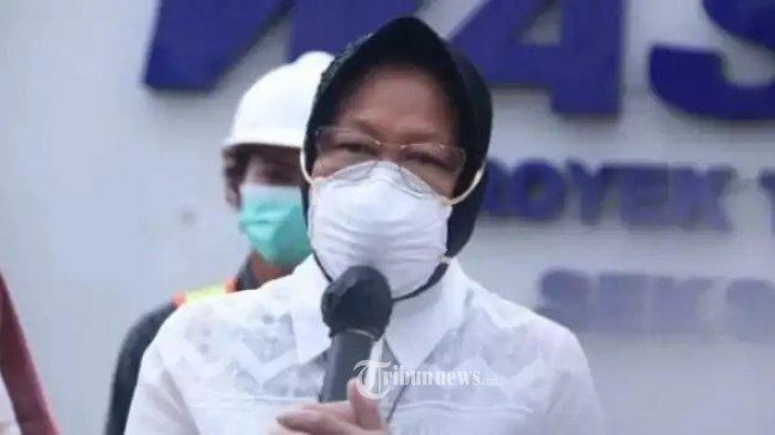 Megawati Cerita Risma Makin Kurus dan Sering Nangis Sejak Jadi Mensos