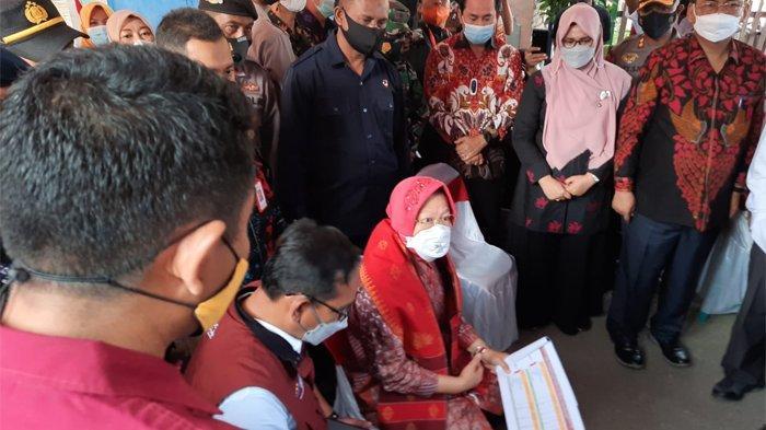 Ketika Risma 'Bertahan' di Desa Labuhan Sumbawa Sampai Dana KPM PKH Cair: 'Tak Tunggu di Sini'
