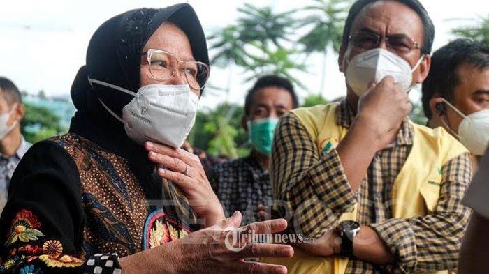Risma Pastikan Kebutuhan Dasar Penyintas Banjir Maluku Utara Terpenuhi