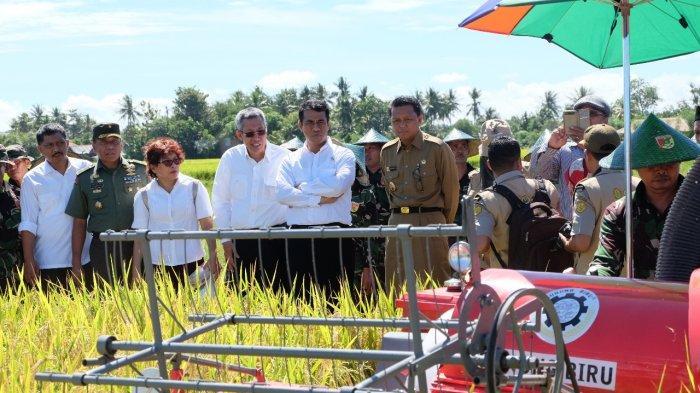 DPR: Ngurus Sektor Pertanian Butuh Pemimpin Kuat Seperti Amran