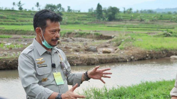 Antisipasi Dampak La Nina ke Produksi Pertanian, Begini Strategi Mentan Syahrul