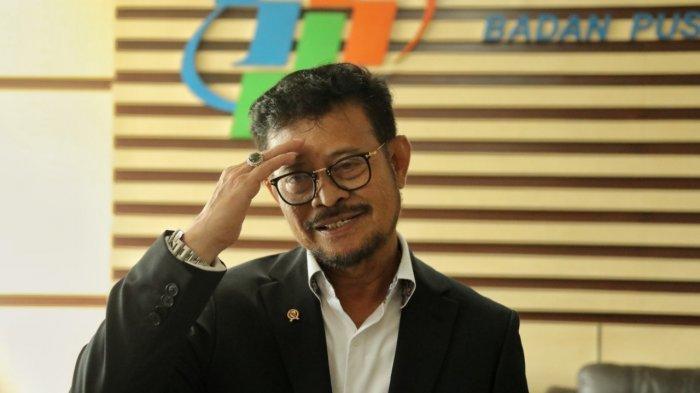 BPS Anugerahi Kementan Sebagai Mitra Terbaik Satu Data