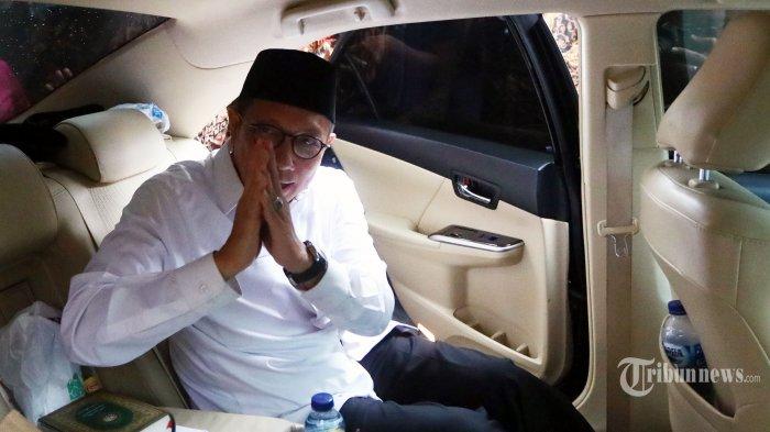 Menteri Agama Lukman Hakim Saifuddin Diperiksa KPK