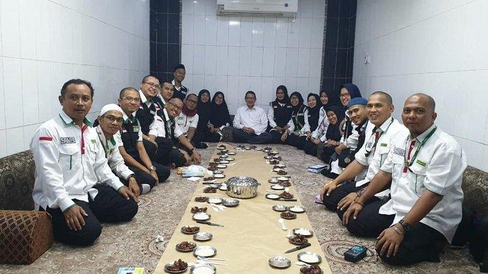 Menag Lukman Hakim Minta Masukan Dari Wartawan Untuk Perbaikan Layanan Haji Tahun Depan