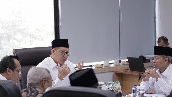 Lukman Hakim Saifuddin Resmi Ditunjuk Jokowi Sebagai Amirul Hajj 2019