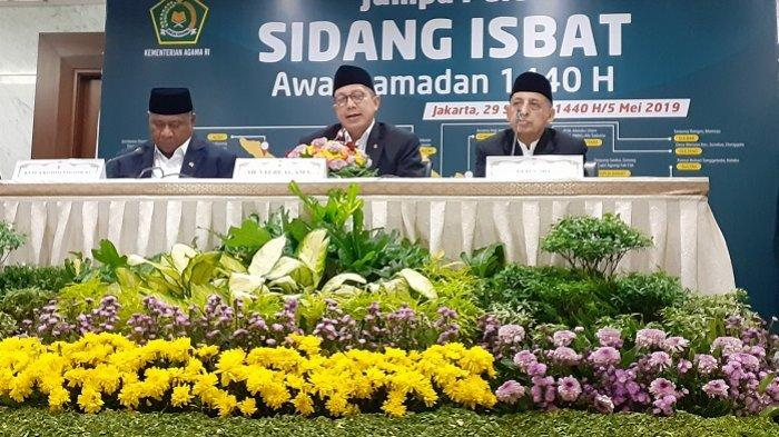 Pemerintah, Muhammadiyah, dan PBNU Sepakat Awal Ramadan 1440 Hijriah Jatuh pada Senin 6 Mei 2019