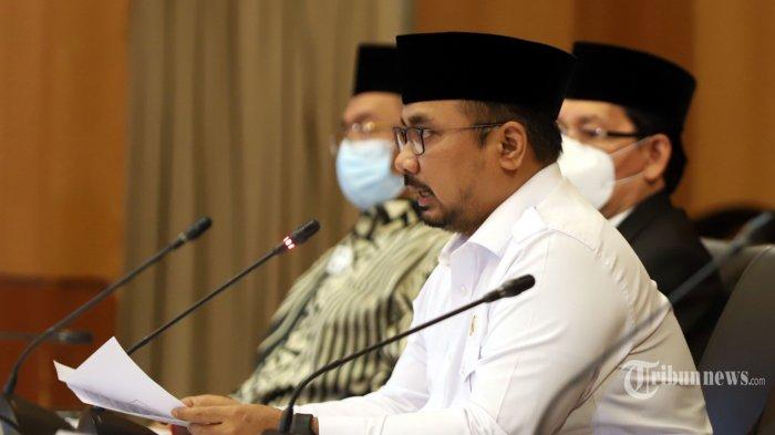 Ibadah Haji 2021 Dibatalkan, Ini Penjelasan Menteri Agama Soal Uang Jemaah yang Sudah Disetorkan