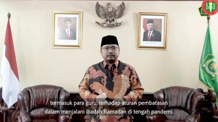 Varian Baru Corona Muncul, Menteri Agama Terbitkan Surat Pembatasan Kegiatan di Rumah Ibadah