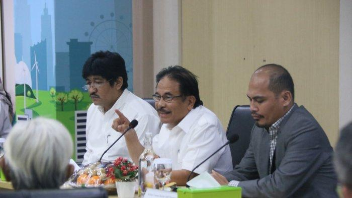 Kementerian ATR/BPN Gelar Diskusi Terkait Implikasi RUU Omnibus Law Terhadap Praktik Penataan Ruang
