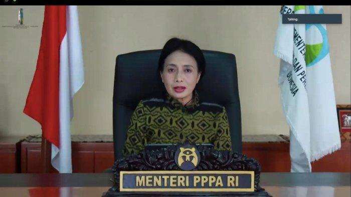 Klaster Keluarga Meningkat, Menteri PPPA Saran Gelar Hajatan dan Ulang Tahun Secara Daring