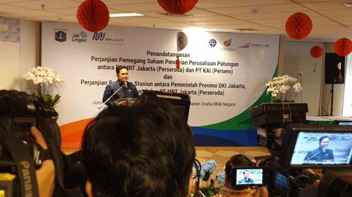 Berkaca dari Garuda, Erick Thohir Ancam Pecat Bos BUMN yang Poles Laporan Keuangan