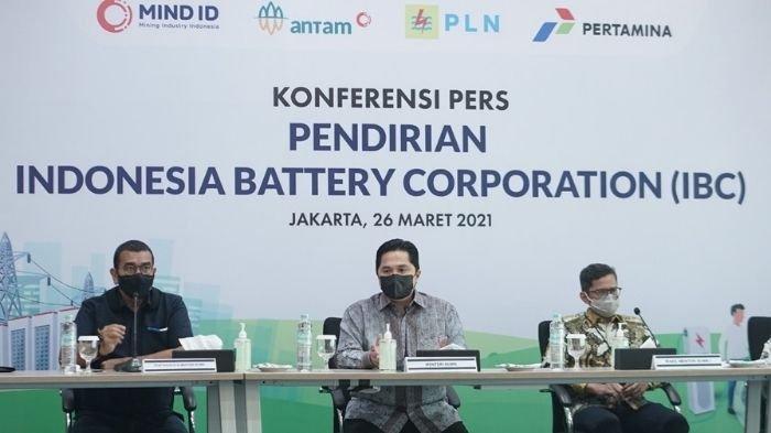 Optimalkan Potensi Sumber Daya Mineral Indonesia, Kementerian BUMN Bentuk IBC