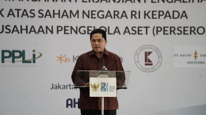 Ketua Komisi IV Minta Erick Thohir Buka Peternakan Sapi di Sulawesi Ketimbang di Belgia