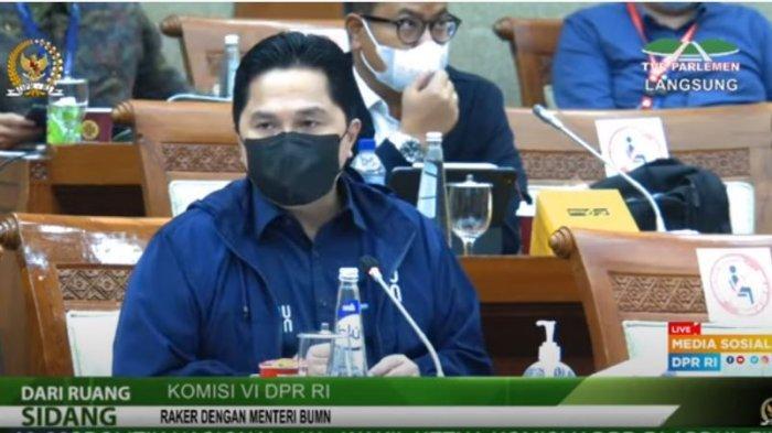 Subholding Krakatau Steel Diresmikan Menteri BUMN, Ini Target Bisnisnya