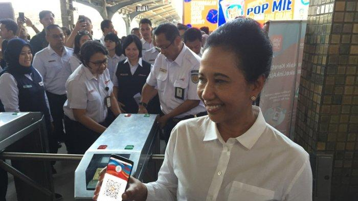 Asal Minimum Saldo Rp 13 Ribu, QR Code LinkAja Bisa Bayar Commuter Line