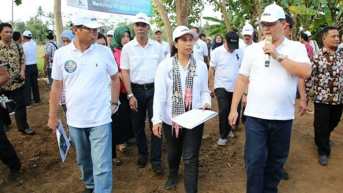 PT INKA Buat Pabrik Kereta Api Baru di Banyuwangi, Investasinya Rp 1,6 Triliun