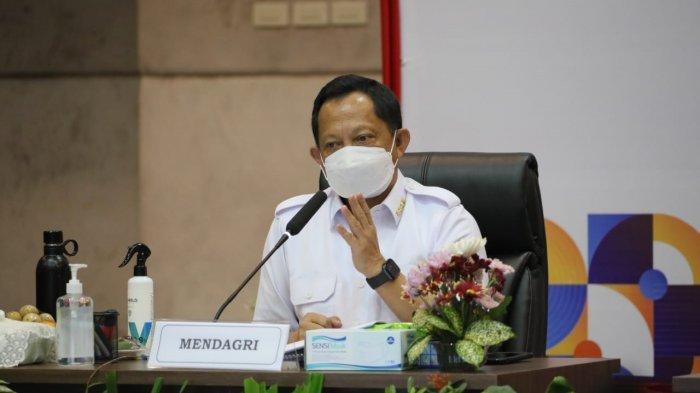 Tito Karnavian Minta Pemda Pelototi Data Covid-19: Data Lama Banyak Diunggah