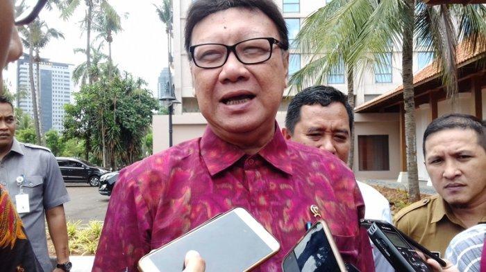 Mendagri Buka Sarasehan Kemaritiman dan Melantik Pengurus Aspeksindo di Batam