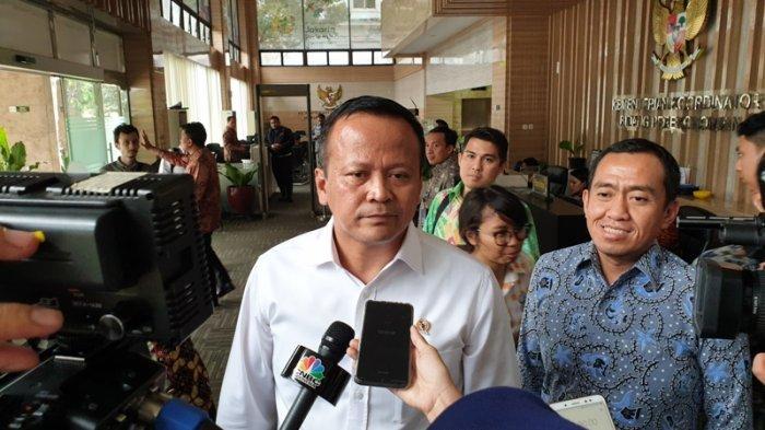 Menteri Edhy Prabowo
