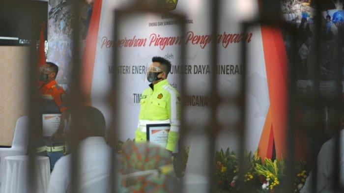 Tim Respons Darurat Bencana JRBM Diapresiasi Menteri ESDM