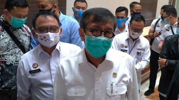 Ramai-ramai Anggota Komisi II DPR Jengkel dengan Menkumham Yasonna Laoly