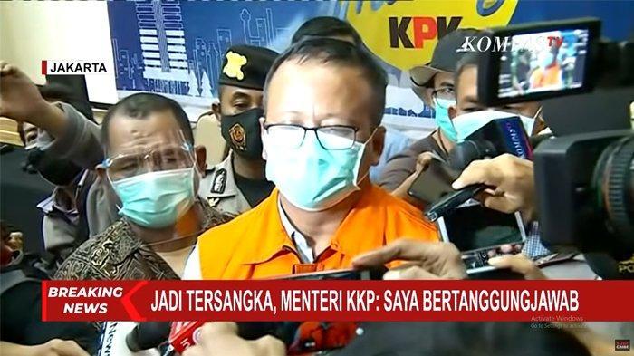 KPK Duga Ada Eksportir Benih Lobster Lain yang Suap Edhy Prabowo