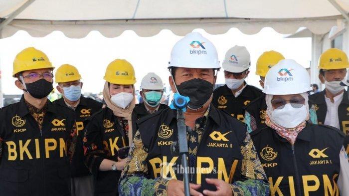 Menteri Trenggono Ingatkan EksportirPerikanan Jangan Nakal Soal Pajak