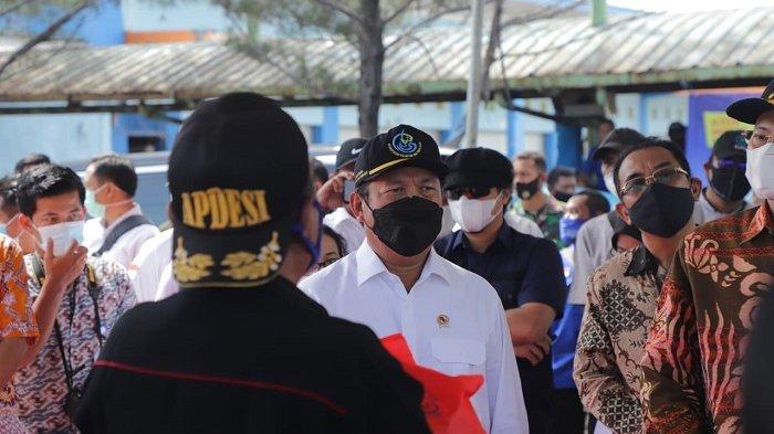 Menteri Trenggono Dorong Transformasi Pelabuhan Perikanan Lebih Higienis dan Modern